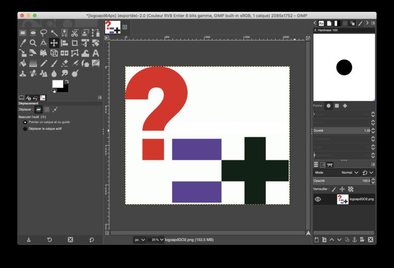Convertir Une Image En Format Xbm Wikidebrouillard
